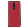 G-Case Carbon для Xiaomi Redmi 8 красный, купить за 730руб.