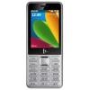 Сотовый телефон F+ S285 серебристый, купить за 1 675руб.