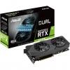 Видеокарту Asus PCI-E NV RTX 2080 SUPER DUAL-RTX2080S-8G-EVO-V2 8GB, купить за 52 570руб.
