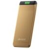 Hiper SLS6300, портативный аккумуляор, 6300 мАч, 2.1 А, USB, золотистый, купить за 2 880руб.