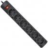 Сетевой фильтр Defender DFS 151, черный, купить за 595руб.