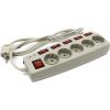 сетевой фильтр Sven Platinum SV-012984, серый