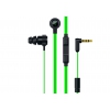 Razer Hammerhead Pro V2, черная / зеленая, купить за 4 745руб.