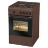 Плита Flama АЕ1403-B, коричневая, купить за 7 950руб.