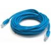 Кабель Aopen UTP кат. 5е, синий, купить за 90руб.