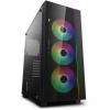 Корпус компьютерный Deepcool MATREXX 55 V3 ADD-RGB 3F без БП черный, купить за 4560руб.