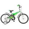 """Велосипед Stels 18"""" Jet Z010 (LU087404) белый/салатовый, купить за 4 860руб."""