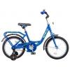 """Велосипед Stels 16"""" Flyte Z010/Z011 (LU090454) Синий, купить за 4 400руб."""