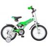 """Велосипед Stels 14"""" Jet Z010 (LU087402) белый/салатовый, купить за 4 870руб."""