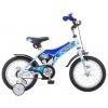 """Велосипед Stels 14"""" Jet Z010 (LU087402) белый/синий, купить за 4 870руб."""