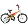 """Велосипед Stels 16"""" Jet Z010 (LU087403) Белый/Красный, купить за 4 320руб."""