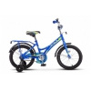 """Велосипед Stels 16"""" Talisman Z010 (LU088623) синий, купить за 4 400руб."""
