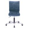 Компьютерное кресло Бюрократ CH-330M/LT-27, темно-синее, купить за 3 990руб.