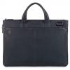Сумка для ноутбука Piquadro Black Square CA4021B3/BLU натур.кожа,  синий, купить за 25 670руб.