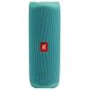 Портативную акустику JBL Flip 5 JBLFLIP5TEAL, бирюзовая, купить за 6385руб.