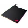 Коврик для мышки с RGB подсветкой Asus ROG Balteus Qi, купить за 7985руб.
