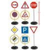 Товар для детей BIG,игрушечные дорожные знаки ( 6 шт.) 27 х 12 х 69 см, купить за 3 630руб.