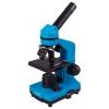 Микроскоп Levenhuk Rainbow 2L Лазурь, купить за 6420руб.