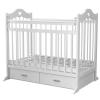Детскую кроватку Briciola 12, Белая, купить за 10 999руб.