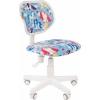 Компьютерное кресло Chairman, Kids 106 Россия, 7033117, единороги, купить за 3268руб.
