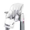 Стульчик для кормления Сменный чехол Esspero для Peg-Perego Tatamia / Siesta - Sport-S Leatherette - White, купить за 3 900руб.