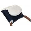 Муфта для коляски Nuovita Vichingo Bianco, Темно-синяя, купить за 1 499руб.