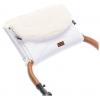 Муфта для коляски Nuovita Tundra Bianco, Белая, купить за 1 499руб.