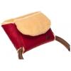 Муфта для коляски Nuovita Vichingo Pesco, Красная, купить за 1 499руб.