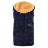 Конверт для новорожденного Nuovita Siberia Pesco, темно-синий, купить за 4 199руб.