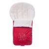 Конверт для новорожденного Nuovita Islanda Bianco, красный, купить за 3 699руб.