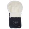 Конверт для новорожденного Nuovita Islanda Bianco, черный, купить за 3 699руб.