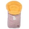Конверт для новорожденного меховой Nuovita Tundra Pesco, пудровый, купить за 3 699руб.