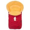 Конверт для новорожденного меховой Nuovita Tundra Pesco, красный, купить за 3 699руб.