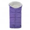 Конверт для новорожденного Nuovita Siberia Bianco, фиолетовый, купить за 4 199руб.