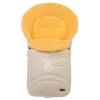 Конверт для новорожденного меховой Nuovita Tundra Pesco, кремовый, купить за 3 699руб.