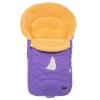 Конверт для новорожденного меховой Nuovita Tundra Pesco, фиолетовый, купить за 3 699руб.