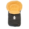 Конверт для новорожденного меховой Nuovita Tundra Pesco, хаки, купить за 3 699руб.