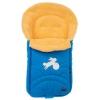 Конверт для новорожденного меховой Nuovita Tundra Pesco, цвет моря, купить за 3 699руб.