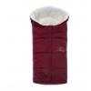 Конверт для новорожденного Nuovita Siberia Bianco, бордовый, купить за 4 199руб.