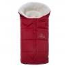 Конверт для новорожденного Nuovita Siberia Bianco, красный, купить за 4 199руб.