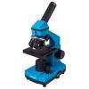 Микроскоп LEVENHUK RAINBOW 2L PLUS Лазурь, купить за 7010руб.