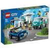 Конструктор LEGO Город Turbo Wheels Станция технического обслуживания (60257), купить за 3 520руб.