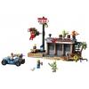 Конструктор LEGO Hidden Side 70422  Нападение на закусочную, 579 шт, купить за 2 770руб.