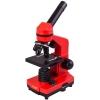 Микроскоп Levenhuk Rainbow 2L апельсиновый, купить за 6270руб.