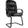 Кресло офисное Chairman 416V (6006817), чёрный глянец, купить за 5 777руб.