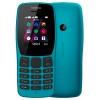 Сотовый телефон Nokia 110 DS (2019), голубой, купить за 1 690руб.