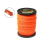 Леска для газонокосилок Rezer TWISTOP (3.0мм;280м; квадрат) 03.007.00108, оранжевая, купить за 1 765руб.