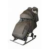 Санки-коляска Galaxy Kids-3-2-Т, бронзовая, купить за 5 760руб.