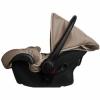 Автокресло детское Lonex (ткань) 0+ F-921, темно-бежевое, купить за 4 500руб.
