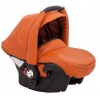 Автокресло Lonex Standart F-R 21, оранжевое, купить за 5 500руб.